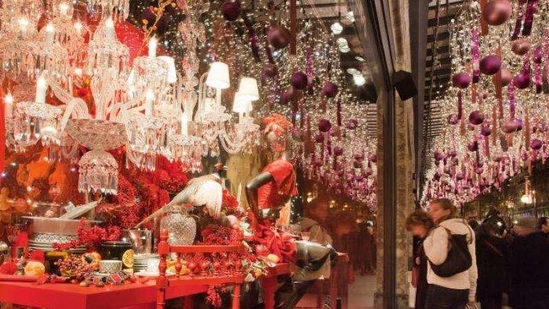 Noël à Paris 2013 : luxe, calme et volupté