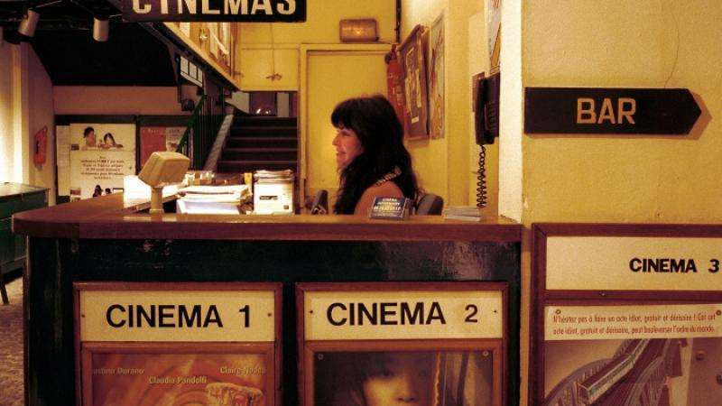 Why not go to the Cinema when You're in Paris?