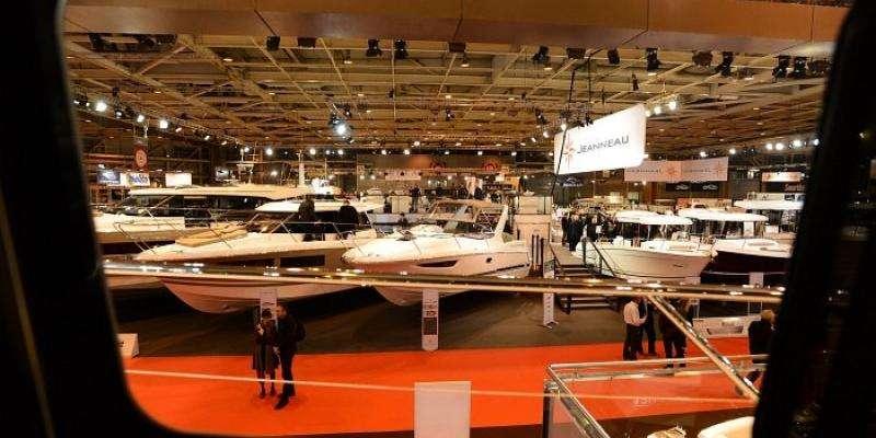 The Nautic; Paris International Boat Show 2014