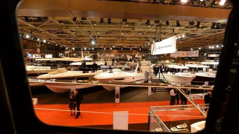 The Nautic; Paris International Boat Show 2014