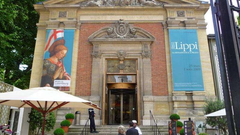 Découvrir le musée du Luxembourg