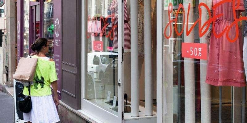 Soldes d'été 2014 pour un séjour shopping dans la Ville Lumière